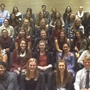 NEHS Inductees