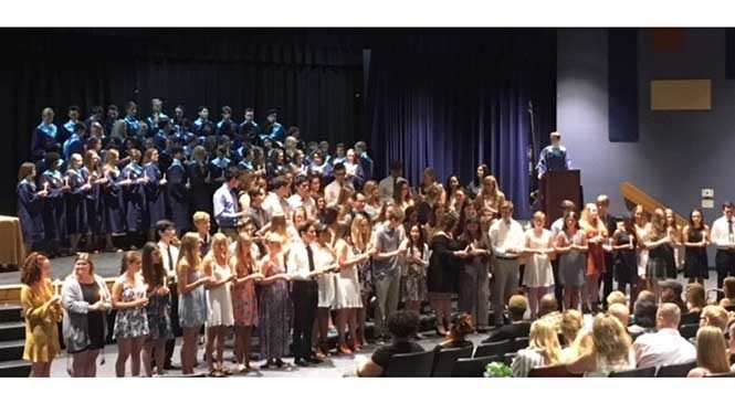 Old and New NHS Members