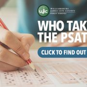 Click here to find out who takes the PSAT