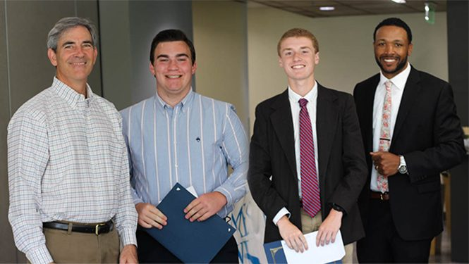 Students complete James River Leadership Academy