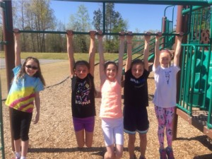 Recess Earth Day Supporters