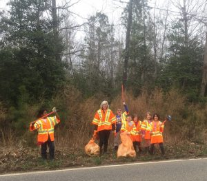 March Roadside clean-up 3