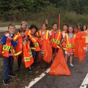 Nature Club Road Clean-up
