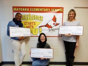 WJCC Schools Foundation Grant Winners