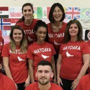 Matoaka Staff Volleyball Team