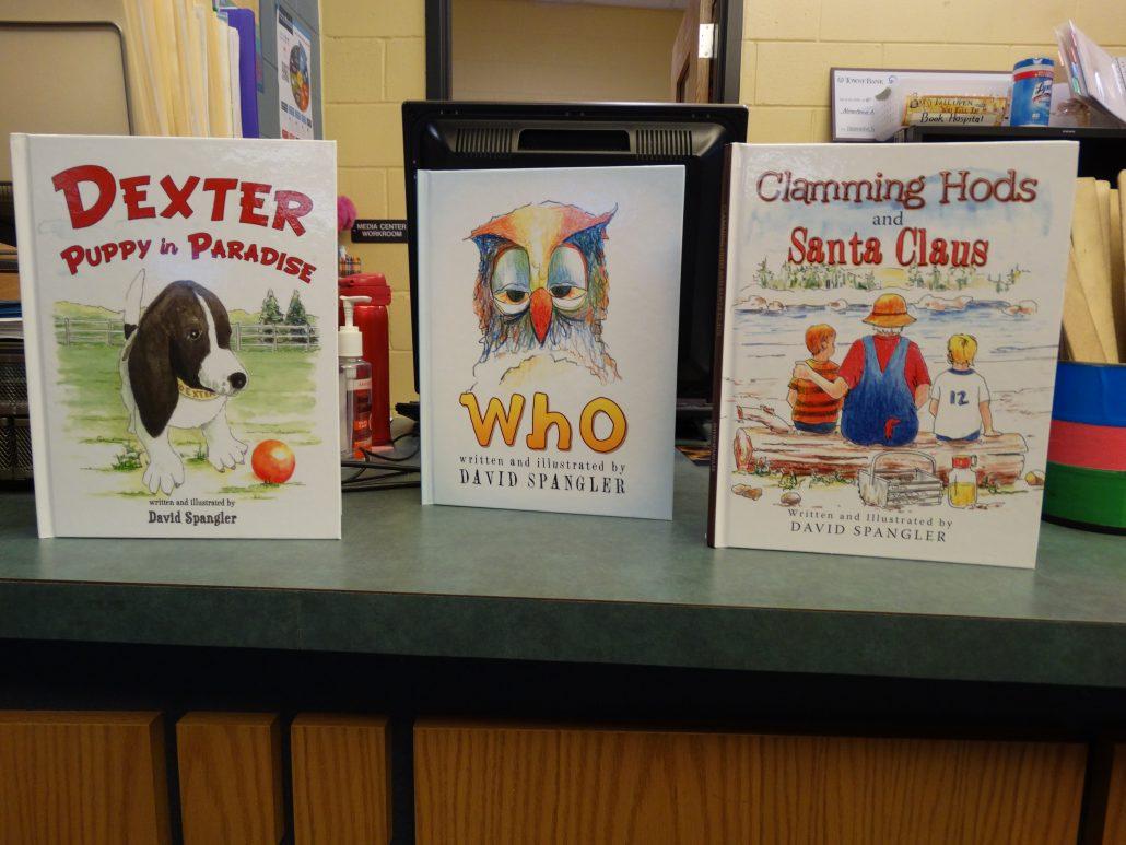 David Spangler's books