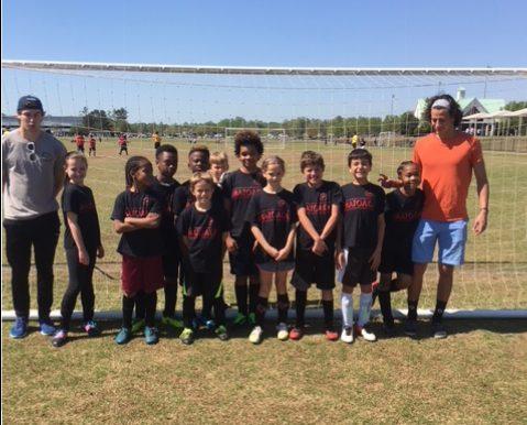 MES Soccer Team