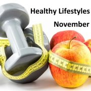fruit and weights for healhty lifestyle week 2018