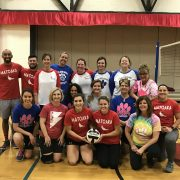 adult volleyball team