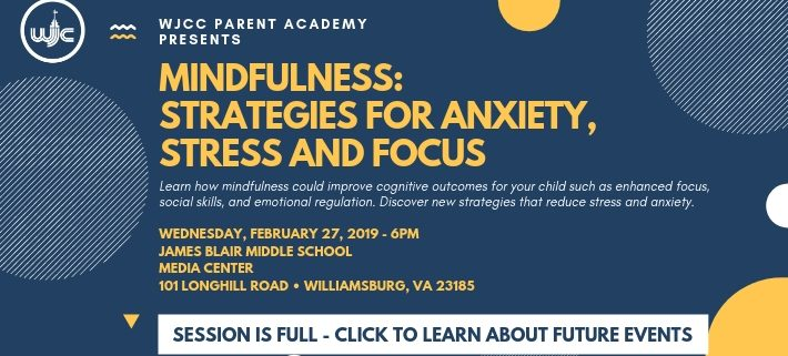 Mindfulness Strategies for Anxiety stress and focus