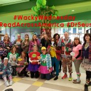 Wacky Wednesday Staff