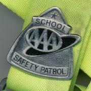safety patrol badge