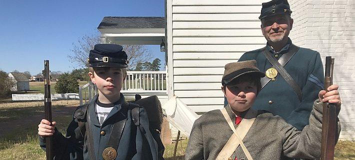 civil war dress up