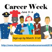 Career Week Sign up