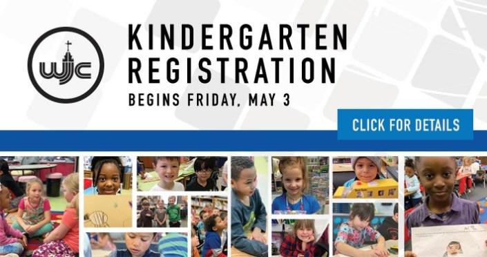 kindergarten registration