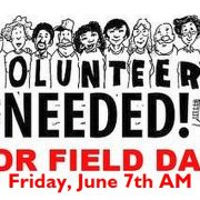 field day volunteers