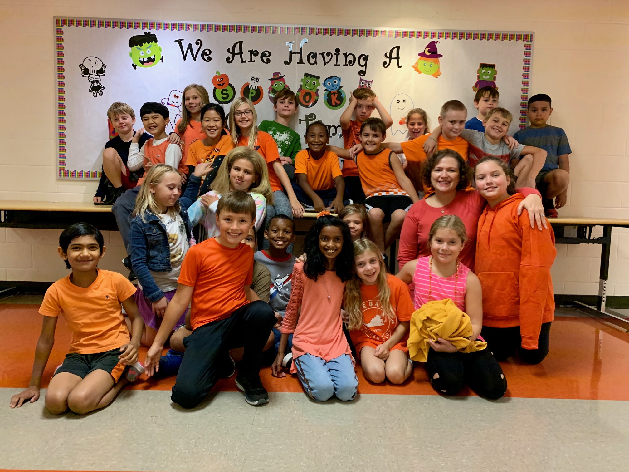 unity day wear orange