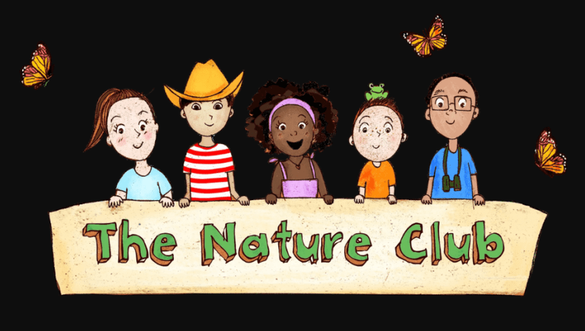 nature club clipart