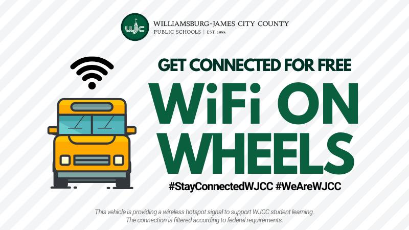 WiFi on Wheels