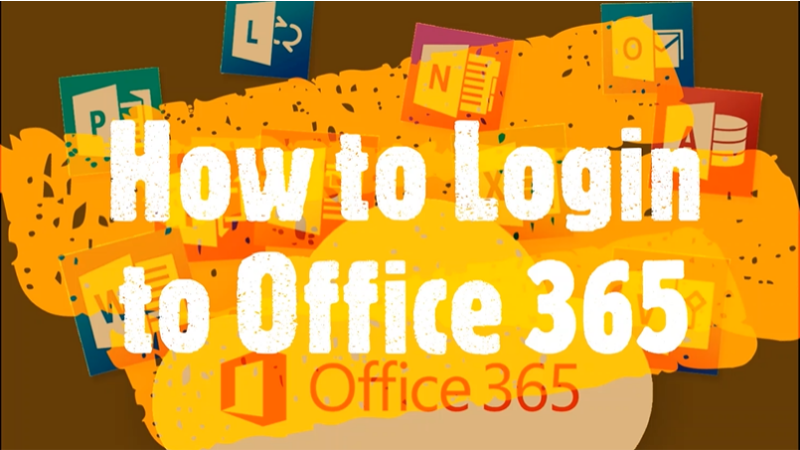 how to login Office 365
