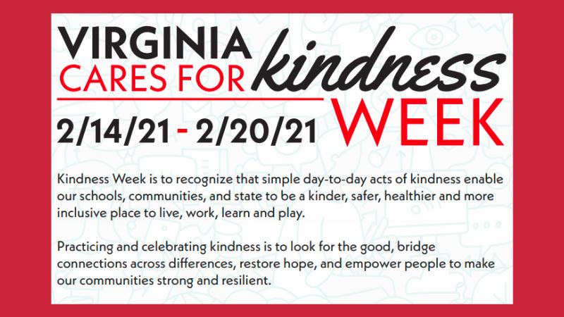 VA cares for kindness