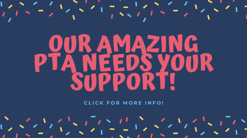 Our Amazing PTA Needs Your Support!
