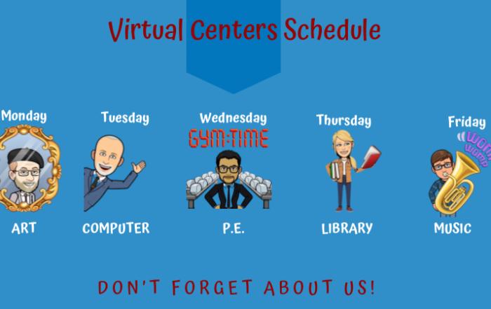 Visit your centers teachers!