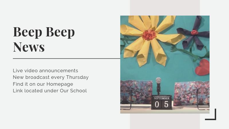 beep beep news