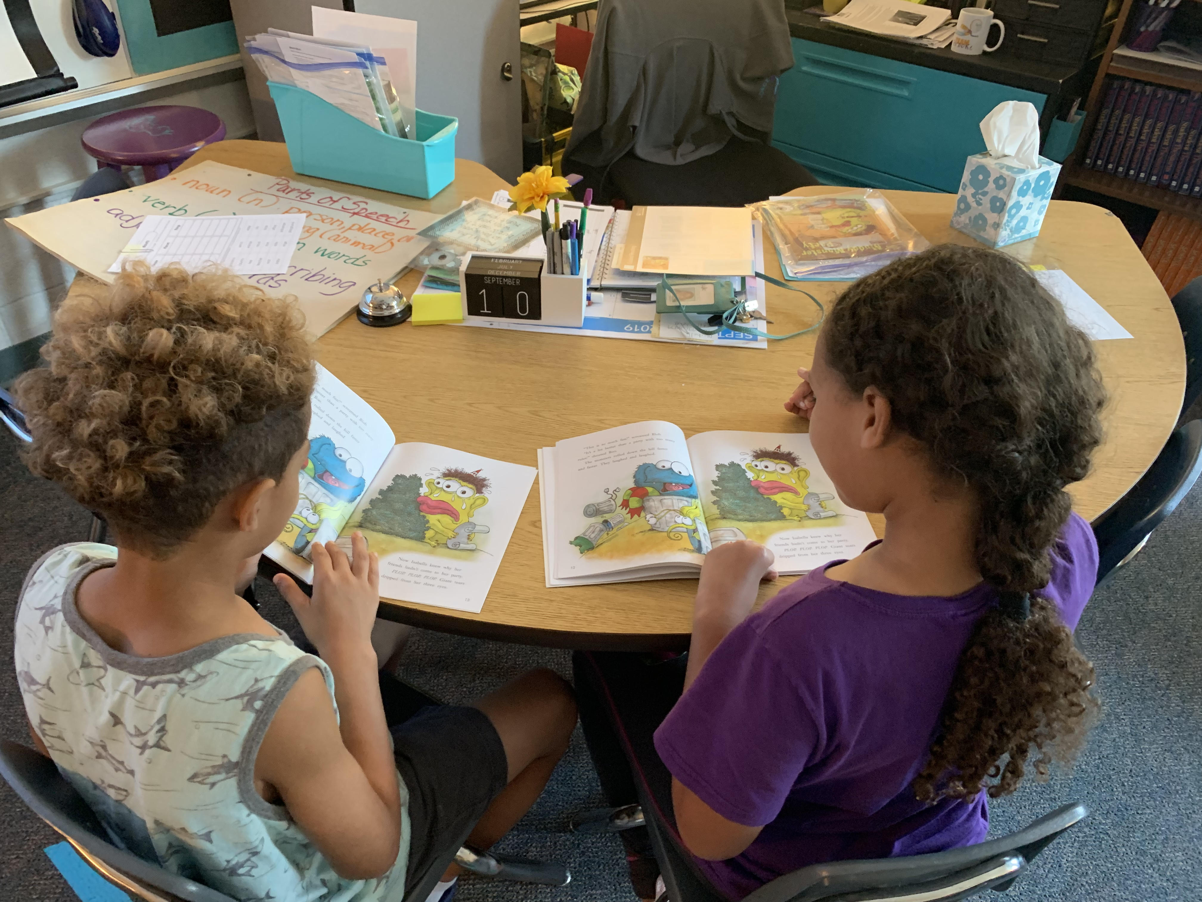 darcy reading groups