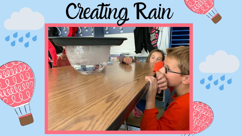 rain experiment