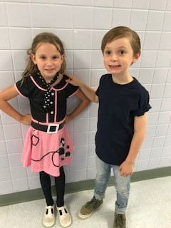 time travel dress up day