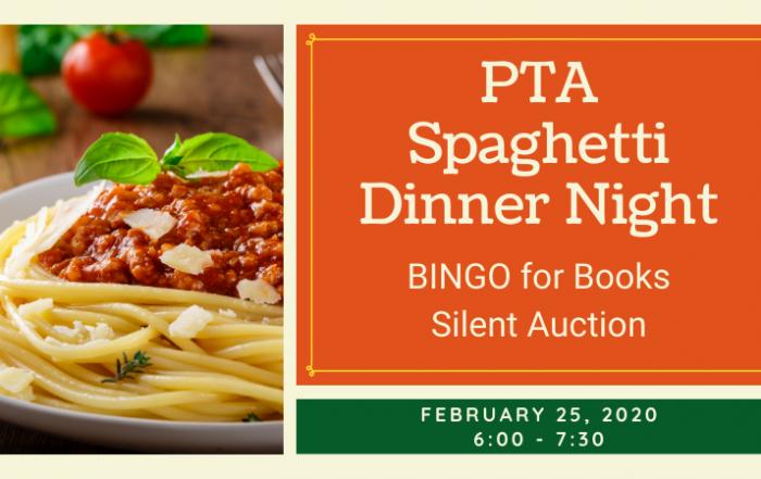 pta spaghetti dinner night
