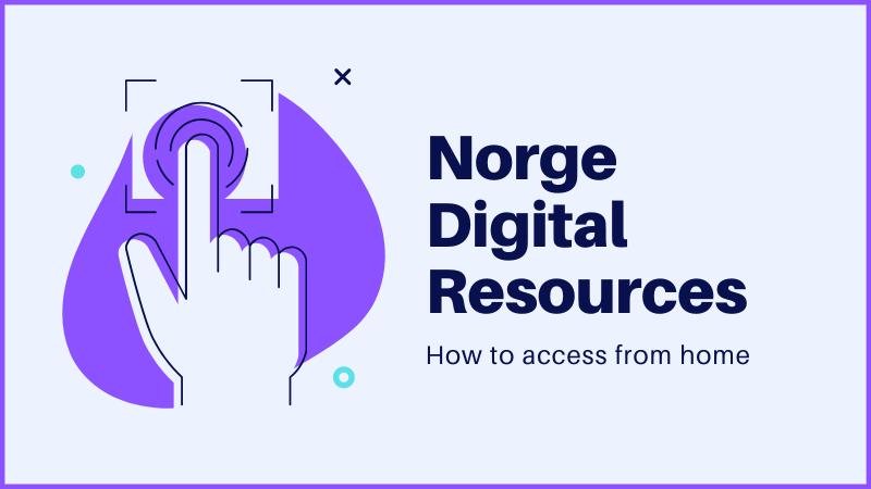 norge digital resources