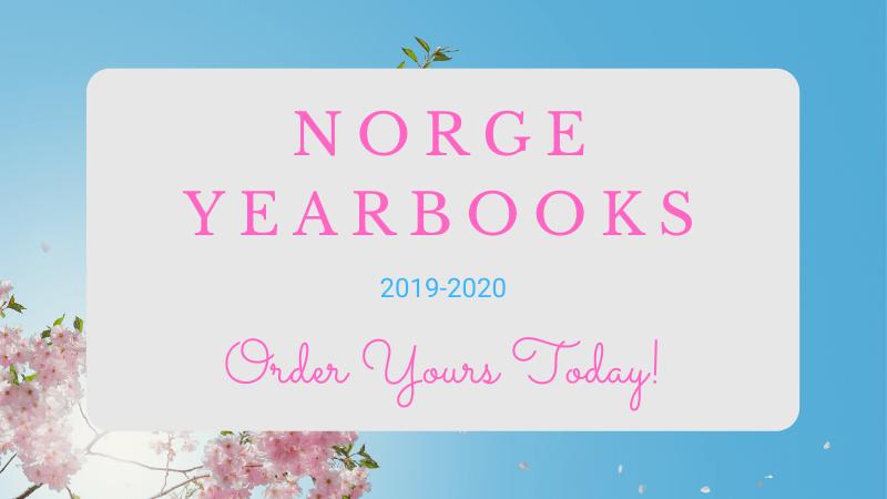 yearbook order information