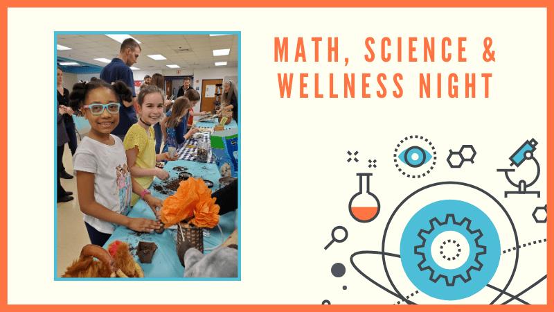 math science wellness night