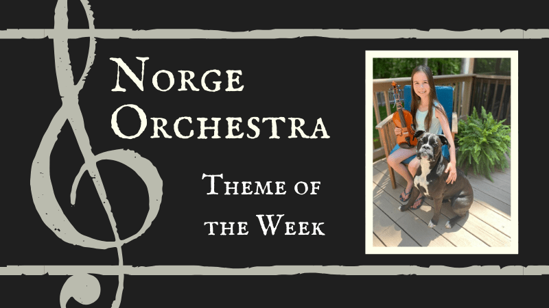 norge orchestra theme of the week