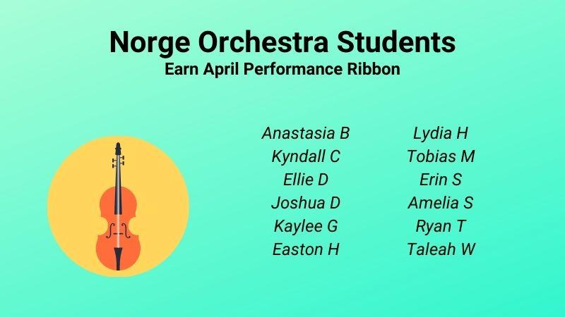 april ribbon winners