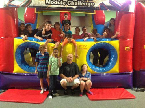 Moff Bounce House