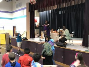 young audiences of virginia tales of the griot