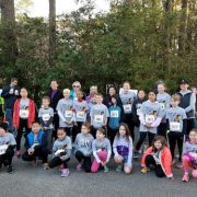 norge running club run the dog 5K april 21