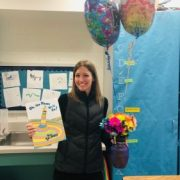 roessler rookie teacher of the year