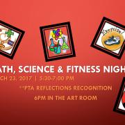 Math, Science & Fitness Night 2017