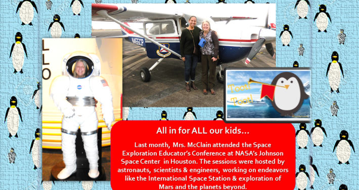 mcclain nasa website 2017