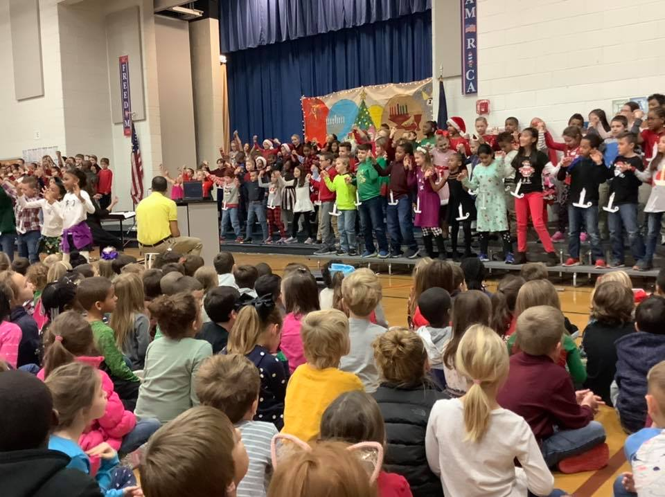 3rd Grade Performers