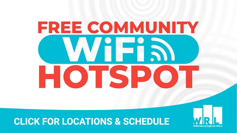 Free Community WiFi Hotspot