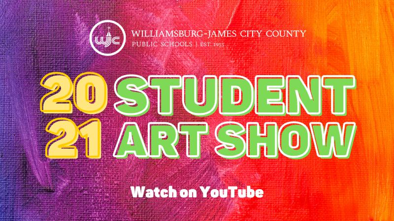 2021 Student Art Show