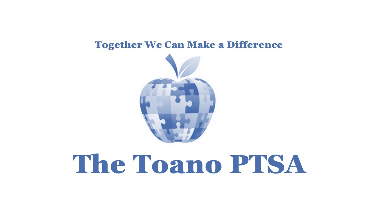 Toano PTSA Welcome Image