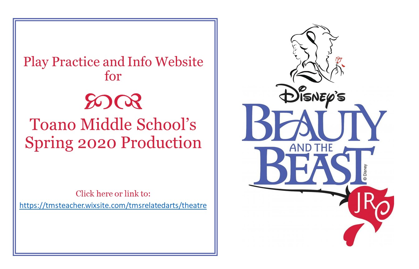 Beauty and the Beast TMS Website