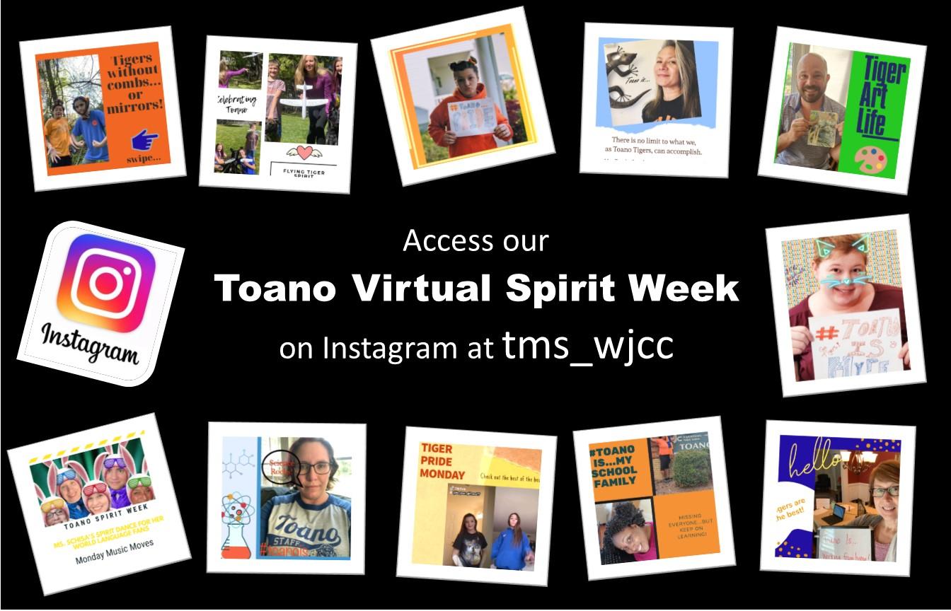 Recap TMS Spirit Week Pics