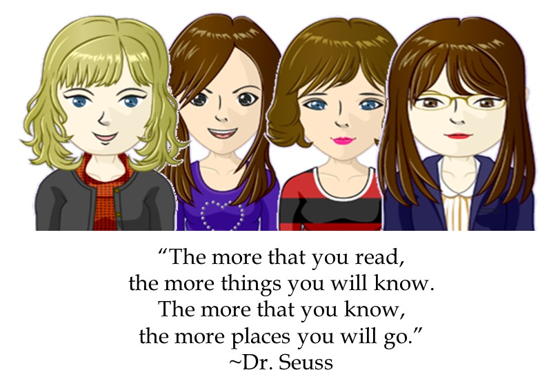 Middle School Librarians Avatars